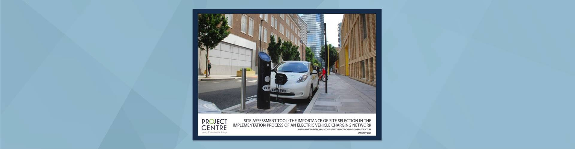 Project Centre publishes new guide for installing electric vehicle charging points