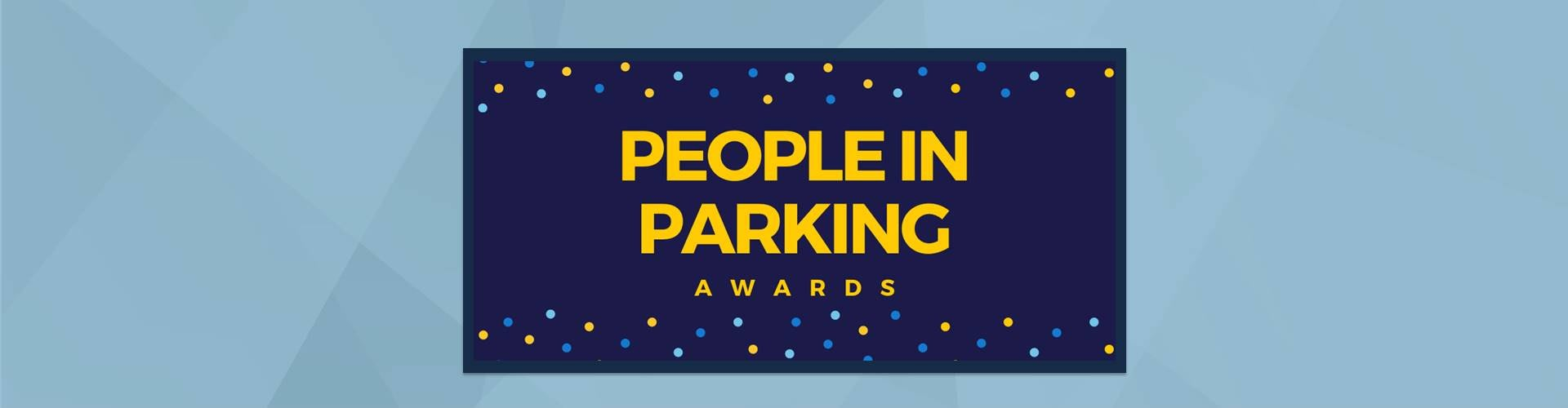 Avi and Hazel shortlisted for People in Parking awards