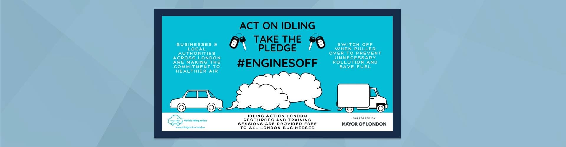 Marston Holdings joins London-wide pledge to act on engine idling