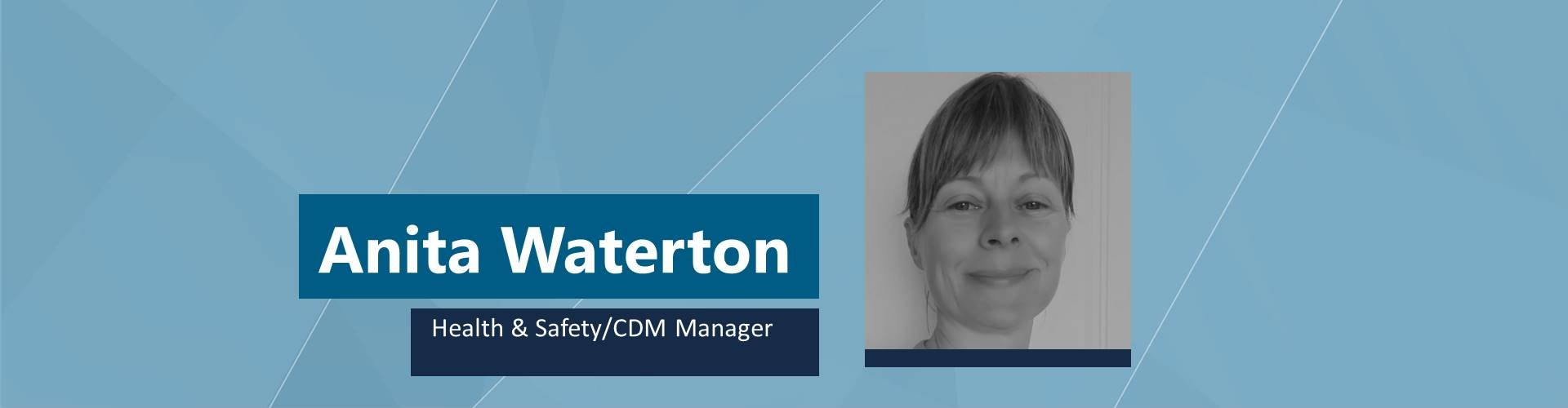 Project Centre appoints Anita Waterton as Health and Safety/CDM Manager
